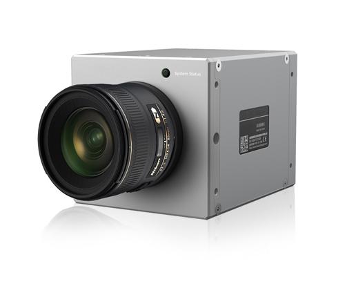 ISP504U(支持脱机工作的高速摄像机)