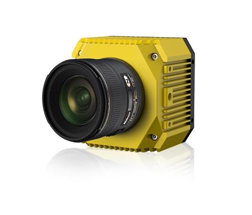5FG305(工业高速摄像机,高清高速,方形视野,迷你尺寸)