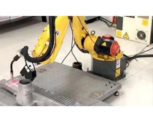 焊缝引导系统