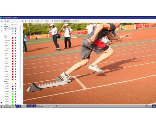 体育训练监测系统
